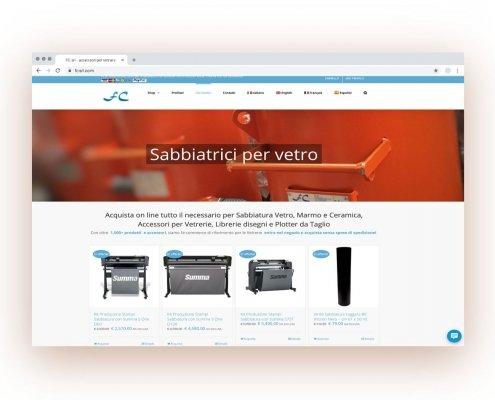 Realizzazione Sito E-Commerce & SEO | PMI | FC srl | Agile srl