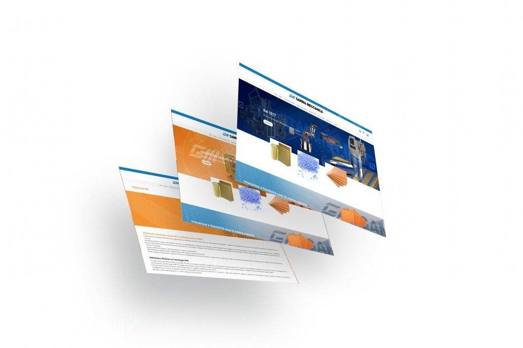 Consulenza SEO Internazionale | Grandi Imprese | Gamma Meccanica Spa | Agile srl
