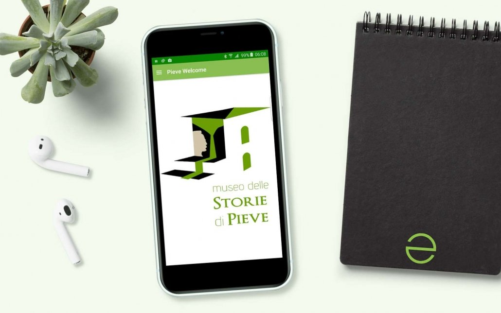 Sviluppo Mobile App iOS e Android | PA | App Pieve Welcome | Agile srl