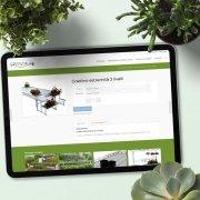 Realizzazione Sito E-Commerce & SEO | PMI | GardenItalia | Agile srl